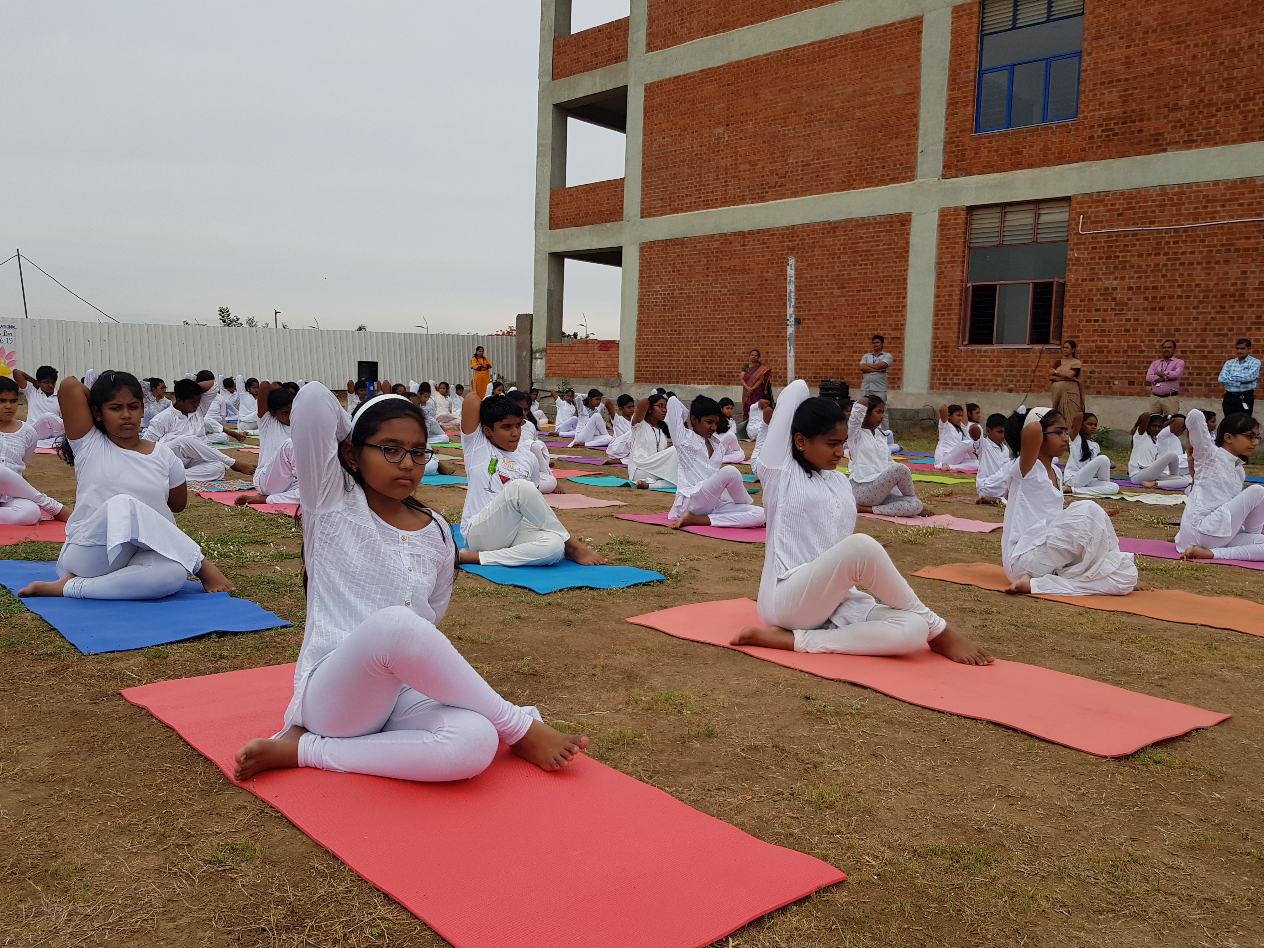 International Yoga Day - 21 June 2019