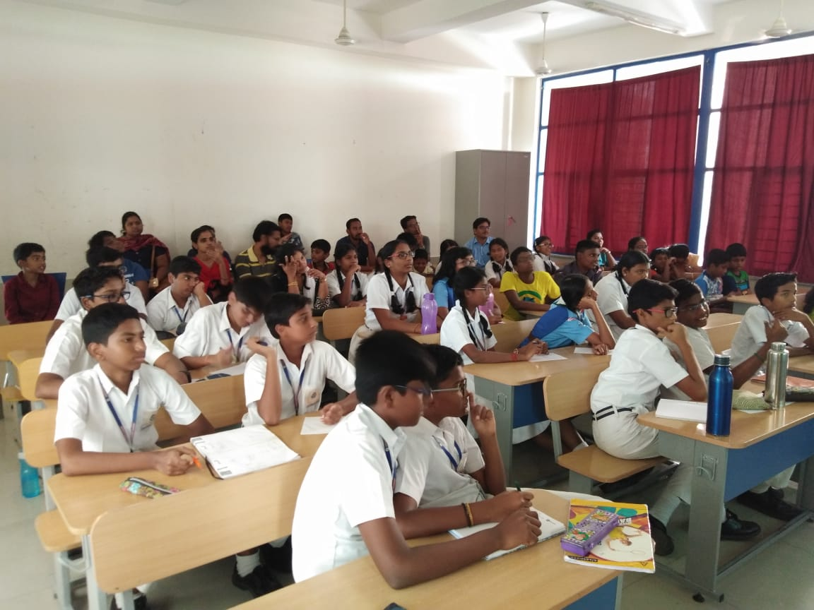 Orientation Session on Robotics & Innovation Lab on 02 Feb